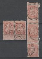 Belgique 1893-1900 - Obl. - COB 57 - - 1893-1900 Thin Beard