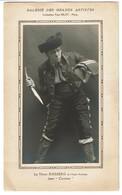 C1910 Artiste Ténor Belge FERNAND ANSSEAU De L'Opéra Comique Dans Carmen - Collection Paul Mejat Paris - - 2 Scans - Personnes Identifiées