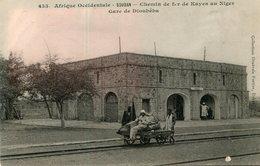 SENEGAL(KAYES) GARE - Sénégal