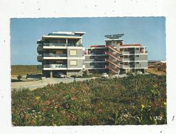 Cp, MAROC ,  RESTINGA ,immeubles ,buildings ,  Gebäude ,  Vierge, Ed. La Cigogne - Morocco