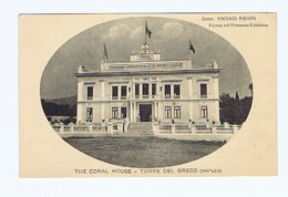 TORRE DEL GRECO - THE CORAL HOUSE - COMM. VINCENZO PISCOPO -  (3239) - Torre Del Greco