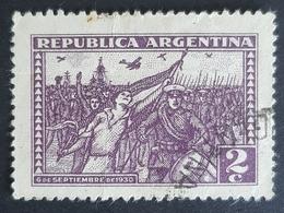 1930 Revolution, Republica, Argentina, *,**, Or Used - Usados