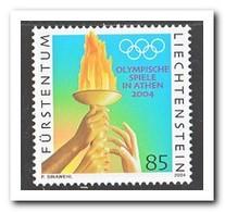 Liechtenstein 2004, Postfris MNH, Olympic Games - Ongebruikt
