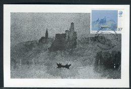Royaume Uni - Carte Maximum 1975 - Oeuvre De Turner - Cartes-Maximum (CM)