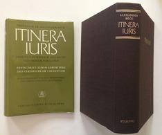 Alexander Beck Itinera Iuris Arbeiten Zum Romischen Recht Und Seinem Fortleben - Livres, BD, Revues