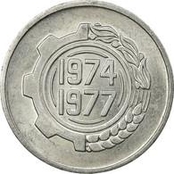 Monnaie, Algeria, 5 Centimes, 1974-1977, Paris, SUP, Aluminium, KM:106 - Algeria