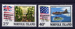 Norfolk Insel Nr.178 + 179         **  MNH       (003) - Norfolkinsel