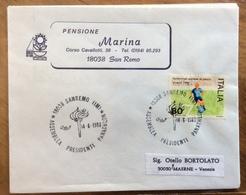 CALCIO PANATHLON SANREMO 14/6/1980 ASSEMBLEA PRESIDENTI  PANATHLON - Calcio