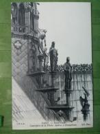 Kov 11-15 - PARIS, NOTRE DAME, CONTREFORTS DE LA FLECHE - Notre Dame De Paris