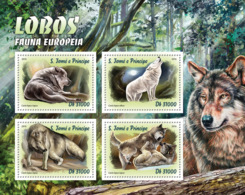Sao Tome 2016  Fauna Wolves - Sao Tome And Principe