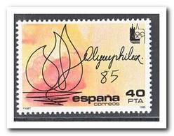 Spanje 1985, Postfris MNH, Olympic Games - 1981-90 Ongebruikt