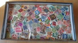 1,6 Kilo Deutschland / Welt - Papierfrei Netto - Briefmarken