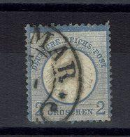 Allemagne - 1872 - N° 5 - Oblitéré - - Oblitérés