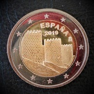 VILLE D'AVILA ESPAGNE 2019 - NEUVE - PROTECTION SACHET PLASTIQUE - Espagne