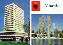 View Of TIRANA - Affr Philatélique - Albanie