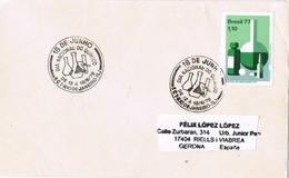 32363. Carta RIO De JANEIRO (Brasil) 1979. Dia De La QUIMICA - Brasil