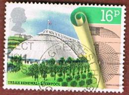 GRAN BRETAGNA (UNITED KINGDOM) -  SG 1245.1248  -  1984 URBAN RENEWAL  - USED - 1952-.... (Elizabeth II)