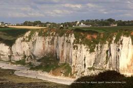 Criquebeuf-en-Caux (76) - Vue Depuis Yport (Edition à Tirage Limité) - France