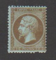 France, N° 19 Neuf. - 1862 Napoleon III