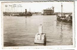 Heist S/Mer - A/Zee - Le Port / De Haven - Circulée - Edit. Thill N° 57 - 2 Scans - Heist