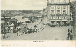 POSTCARDS--PORTO-- RIBEIRA-- ALBERTO FERREIRA Nº223 - Porto