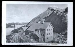 GERMANIA - DEUTSCHLAND - OBERSTDORF - INIZI 900 - ALLGAUER HOCHGEBIRG PRINZ LUITPOLDHAUS HOCHVEL - Oberstdorf