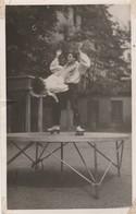 Photo : Sport : Les Rollys : ( Roller ) 14cm X 9cm - Sporten