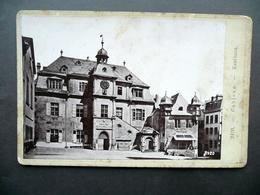 Fotografia Originale Coblenz Kaufhaus Foto Ernst Roepke Wiesbaden 1891 - Foto