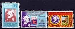 Bangladesch Nr.123/5          **  MNH        (007) - Bangladesch