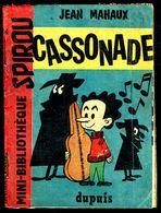 """Mini-récit N° 54 - """" CASSONADE """" De  Jean MAHAUX - Supplément à Spirou - Monté. - Spirou Magazine"""