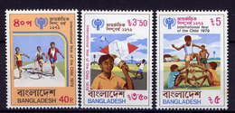 Bangladesch Nr.128/30          **  MNH        (008) - Bangladesch