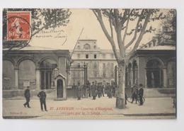 AVIGNON - Caserne D Hautpoul - 7ème Génie - Animée - Caserme