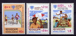 Bangladesch Nr.128/30          **  MNH        (009) - Bangladesch