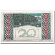 Billet, Autriche, Puchenau, 20 Heller, Paysage 3, 1920, 1920-06-03, SPL - Autriche