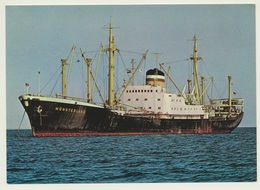 AK  MS Münsterland Sonderstempel - Barcos