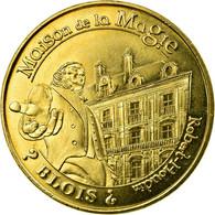 France, Jeton, Jeton Touristique, Blois - Maison De La Magie N°1, Arts & - France