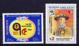 Bangladesch Nr.167/8          **  MNH        (014) - Bangladesch