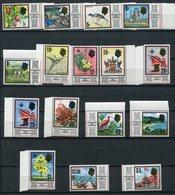 1969-TRINIDAD & TOBAGO - DEFINITIVES - 16 VAL. M.N.H. - LUXE !! - Trinidad & Tobago (1962-...)
