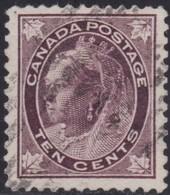 Canada     .   SG  .    149        .    O    .     Cancelled     .   /    .   Gebruikt - 1851-1902 Regering Van Victoria