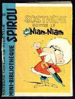 """Mini-récit N° 66 - """" SOSTHENE CONTRE LE NIAM-NIAM """" De  ROSY Et DELIèGE - Supplément à Spirou - Monté. - Spirou Magazine"""