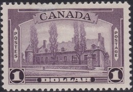 Canada     .   SG  .    367        .   *    .    Mint-hinged      .   /    .   Ongebruikt - Ongebruikt