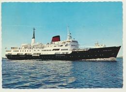 AK  MS Kong Olav Hurtigruten Bergen Kirkenes - Unclassified