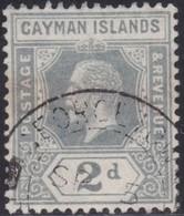 Cayman Islands    .   SG  .    43        .   O   .    Cancelled      .   /    .   Gebruikt - Kaaiman Eilanden