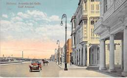 Caraibes Caribbean - CUBA - HAVANA La Havane : Avenida Del Golfo  / Gulf Avenue - CPA Colorisée - Antilles - Cuba