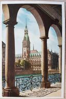 Germany Hamburg Rathaus - Germania