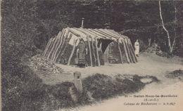 Saint-Nom-la-Breteche : Cabane De Bûcherons - St. Nom La Breteche