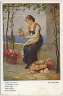 Jos. Süss - Rosen Der Liebe - Roses D'amour - A Szerelem Dozsai - Ruze Lasky - 728 - Suess, Josef