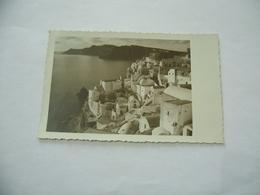 CARTOLINA GRECIA SANTORIN ANO MèRIA VIAGGIATA BUSTO ARSIZIO 1937 - Grecia
