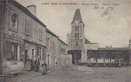 Saint-Nom-la-Breteche : Maison De Thomas - Place De L'Eglise - St. Nom La Breteche