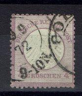 Allemagne - 1872 - N° 1 - Oblitéré - TB - - Allemagne